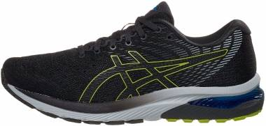 Asics Gel Cumulus 22 - Graphite Grey Lime Zest (1011A862020)