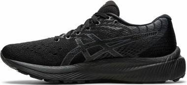 Asics Gel Cumulus 22 - Black / Carrier Grey (1012A741002)