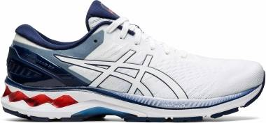 Asics Gel Kayano 27 - White (1011A767100)