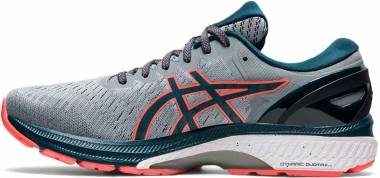 Asics Gel Kayano 27 - Sheet Rock/Magnetic Blue (1011A833021)