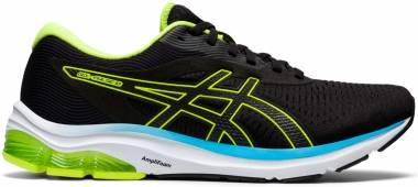 Asics Gel Pulse 12 - Black / Hazard Green (1011A844006)