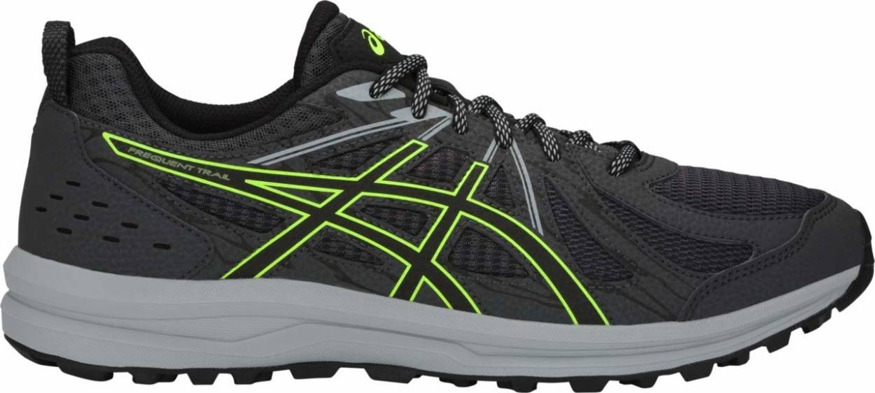 Review of Asics Frequent Trail