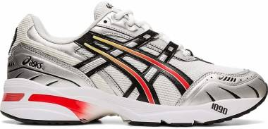 Asics Gel 1090 - White / Black (1021A285100)