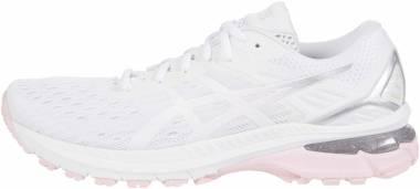 Asics GT 2000 9 - White/Pink Salt (1012A859100)