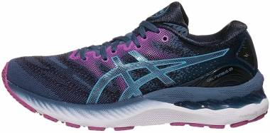 Asics Gel Nimbus 23 - Grand Shark / Digital Aqua (1012A885402)