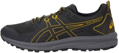 Asics Trail Scout - Graphite Grey Saffron (1011A663021)