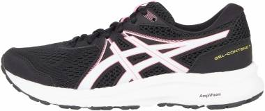 Asics Gel Contend 7 - Black Hot Pink (1012A911006)