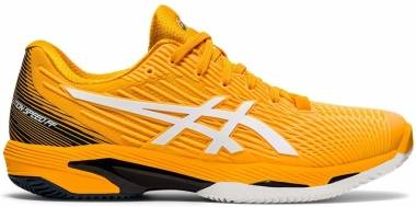 Asics Solution Speed FF 2 - Amber/White (1041A187800)