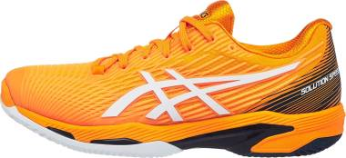 Asics Solution Speed FF 2 - Amber / White (1041A182800)