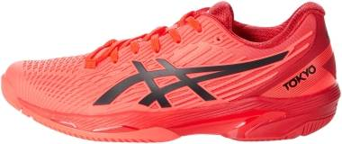 Asics Solution Speed FF 2 - Red (1042A181701)