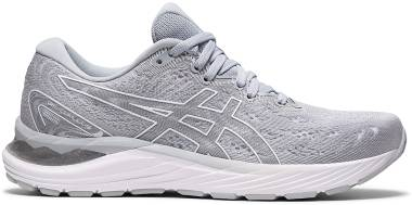 Asics Gel Cumulus 23 - Black / White (1012A888001)