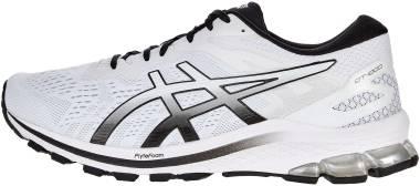 Asics GT 1000 10 - White/Black (1011B001101)