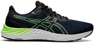 Asics Gel Excite 8 - French Blue / Bright Lime (1011B036415)