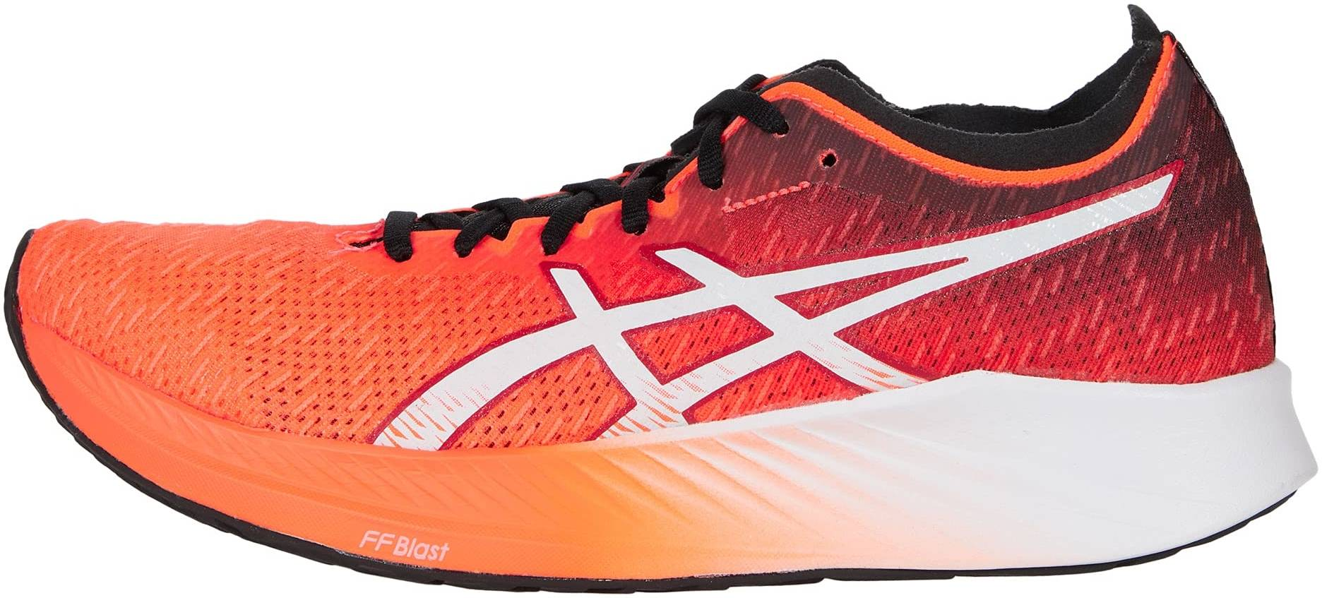 Asics Magic Speed - Lab Review 2021 - From £116 | RunRepeat