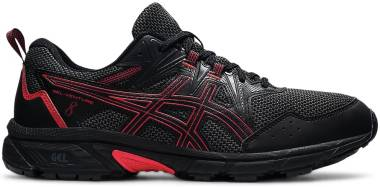 Asics Gel Venture 8 - Black / Electric Red (1011A824007)