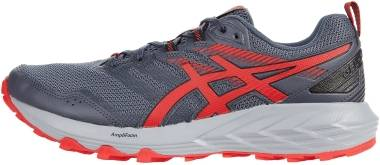 Asics Gel Sonoma 6 - Carrier Grey Electric Red (1011B050029)