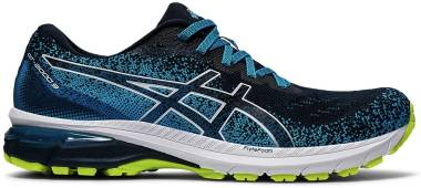 Asics GT 2000 9 Knit - French Blue / White (1011A989400)