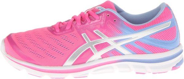 Asics Gel Electro33 woman flash pink/silver/lavender