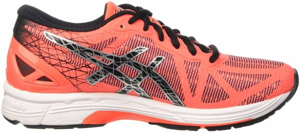 Asics Gel DS Trainer 21 woman naranja (flash coral/black/white)