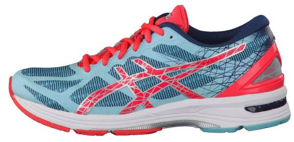Asics Gel DS Trainer 21 woman turchese / fucsia / blu