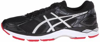 Asics Gel Exalt 3 Black/Silver/Racing Red Men