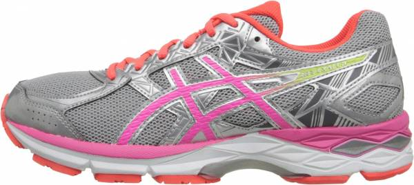 Asics Gel Exalt 3 woman silver/pink glow/flash coral