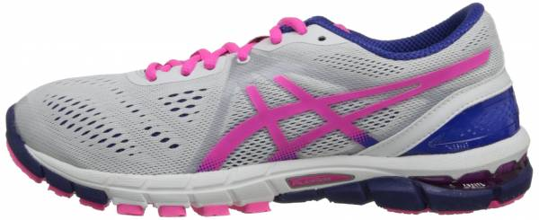 Asics Gel Excel33 3 woman white/hot pink/blue