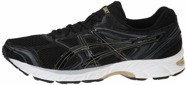 Asics Gel Equation 8 - Black/Gold/Castlerock