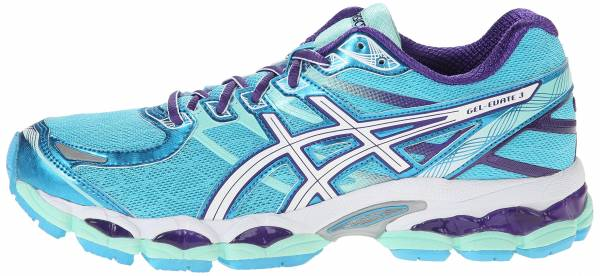 Asics Gel Evate 3 woman turquoise/white/purple