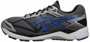 Asics Gel Foundation 12 - Carbon/Electric Blue/Black (T5H0N039)