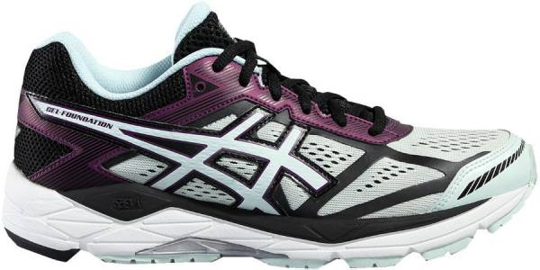 Asics Gel Foundation 12 woman multicolore (black/soothing sea/phlox)