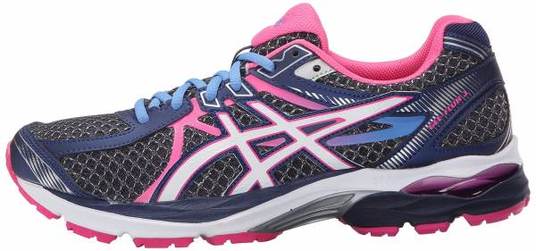 Asics Gel Flux 3 woman indigo blue/white/hot pink
