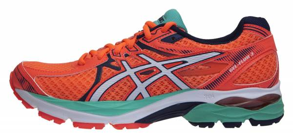 Asics Gel Flux 3 woman flash coral/white/aqua mint