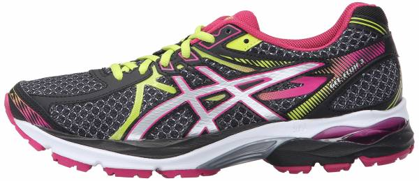 Asics Gel Flux 3 woman black/silver/sport pink