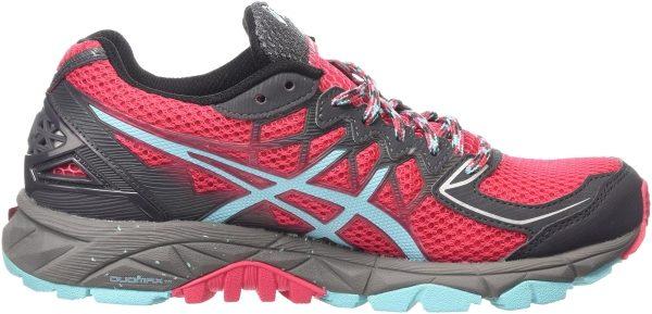 buy online 01ea7 21e19 Asics Gel FujiTrabuco 4 Pink (Azalea Turquoise Black 2140)