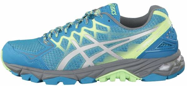 Asics Gel FujiTrabuco 4 woman blue
