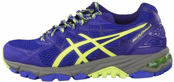 Asics Gel FujiTrabuco 4 woman navy blue