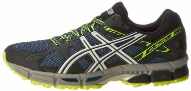 Asics Gel Kahana 7 - Mallard Lightning Flash Yellow