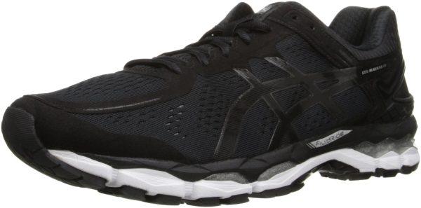 Asics Gel Kayano 22 Size: US 14 M (D) EU 49 Men's Running Shoes Silver T547N