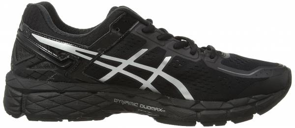Asics Gel Kayano 22 men black (onyx/silver/charcoal 9993)