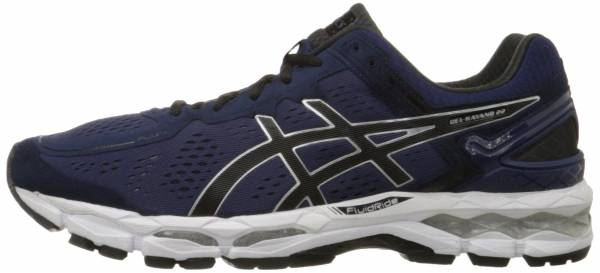 Asics Gel Kayano 22 men mediterranean/black/silver