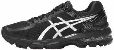 Asics Gel Kayano 22 - Onyx/Silver/Charcoal