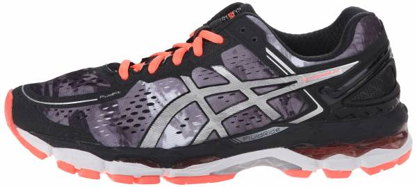 Asics Gel Kayano 22 woman black/flash coral/white