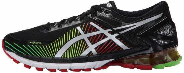Asics Gel Kinsei 6 men black/silver/red