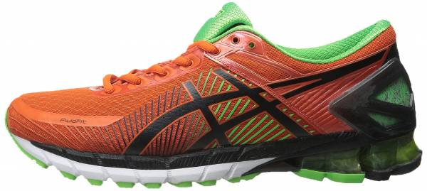 Asics Gel Kinsei 6 men fiesta/black/green gecko