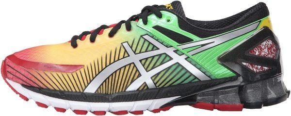 asics mens gelkinsei 6 running shoe