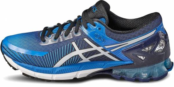 Asics Gel Kinsei 6 men multicolore (electric blue/off white/island blue)