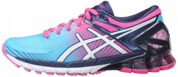 Asics Gel Kinsei 6 woman aquarium/white/hot pink