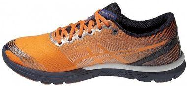 Asics Gel Lyte33 3 - Orange Marine Silber (T412N3250)