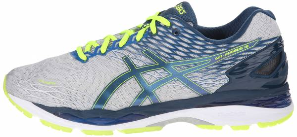 asics gel nimbus 18 mens running shoes